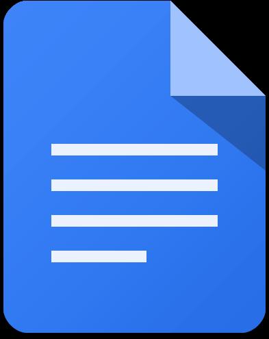 dokumenty google, usługi G Suite